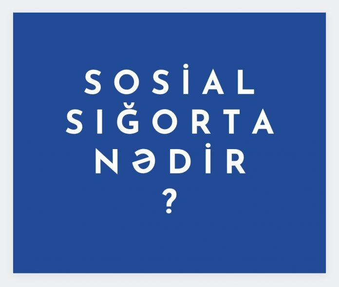 Sosial sığorta nədir