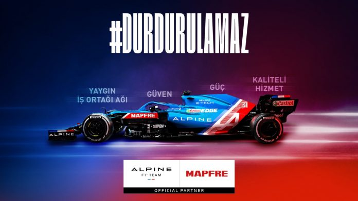 Alpine F1 Mapfre